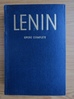 Vladimir Ilici Lenin - Opere complete (volumul 53)