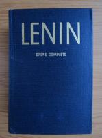 Vladimir Ilici Lenin - Opere complete (volumul 54)