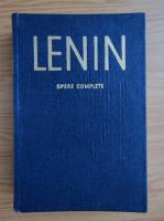 Vladimir Ilici Lenin - Opere complete (volumul 55)