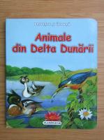 Anticariat: Animale din Delta Dunarii. Priveste si invata