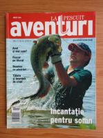 Anticariat: Aventuri la pescuit, anul III, nr. 25, august 2004