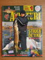 Anticariat: Aventuri la pescuit, anul XI, nr. 115, aprilie 2012