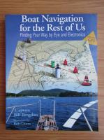 Anticariat: Bill Brogdon - Boat navigation for the rest of us