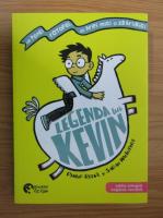 Anticariat: Philip Reeve - Legenda lui Kevin (editie bilingva)