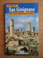 Piero Torriti - A day in San Gimignano. The town of the fair towers