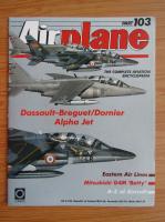 Revista Airplane, nr. 103, 1990