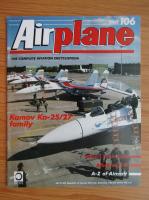 Revista Airplane, nr. 106, 1992