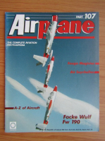 Revista Airplane, nr. 107, 1992