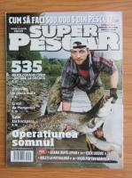 Anticariat: Revsita Super pescar, anul III, nr. 4 (26), aprilie 2012