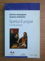 Antoine Compagnon - Spiritul Europei, volumul 2. Cuvinte si lucruri
