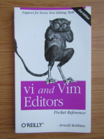 Arnold Robbins - Vi and Vim editors