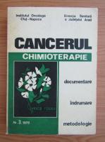 Chimioterapia cancerului, nr. 3, 1978