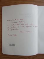 Dan Dutescu - Romanian poems (cu autograful si dedicatia autorului pentru Vlaicu Barna)