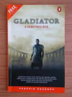 Dewey Gram - Gladiator. A hero will rise
