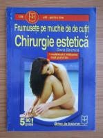 Anticariat: Doina Berchina - Frumusete pe muchie de cutit. Chirurgie estetica
