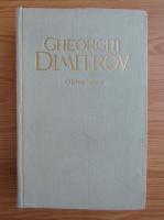Anticariat: Gheorghi Dimitrov - Opere alese
