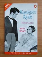 Anticariat: Henry James - Washington Square
