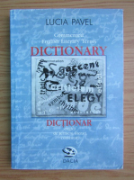 Lucia Pavel - Commented english literary terms