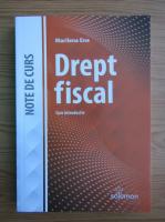 Marilena Ene - Drept fiscal