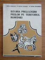 Anticariat: Mihai Deselnicu - Istoria prelucrarii pieilor pe teritoriul Romaniei