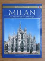 Anticariat: Milan. Eglises, musees et monuments