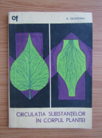 Anticariat: N. Salageanu - Circulatia substantelor in corpul plantei