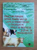 Petre Sabadeanu - Structuri furajere optime pentru vaci de lapte si tineret taurin