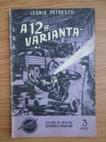 Povestiri Stiintifico Fantastice, nr. 3