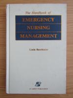 Anticariat: The handbook of emergency nursing management