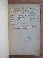 Anticariat: Vasile Netea - Dela Petru Maior la Octavian Goga. Studii si evocari istorice (cu autograful autorului, 1944)
