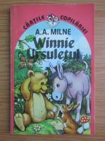 Anticariat: A. A. Milne - Winnie ursuletul