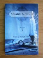 Anticariat: A sage's fruit (volumul 2)
