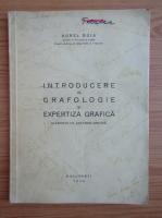Aurel Boia - Introducere in grafologie si expertiza grafica (1944)