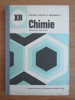 Anticariat: C. D. Albu, I. Ionescu, Stefan Ilie - Chimie. Manual pentru clasele a XII-a