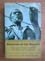 David Anderson - Histories of the hanged