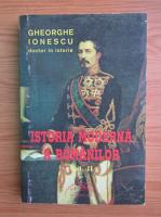 Gheorghe Ionescu - Istoria moderna a romanilor (volumul 2)