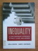 Anticariat: Lisa Keister - Inequality