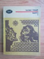 Anticariat: Lucian Blaga - Teatru (volumul 1)