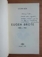 Anticariat: Lucian Boia - Eugen Bronte (cu autograful autorului)