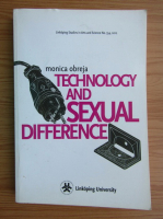 Anticariat: Monica Obreja - Technology and sexual difference