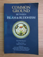 Reza Shah Kazemi - Common ground between Islam and Buddhism