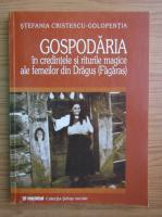 Anticariat: Stefania Cristescu Golopentia - Gospodaria in credintele si riturile magice ale femeilor din Dragus
