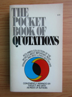 Anticariat: The pocket book of quotations