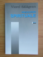 Viorel Salagean - Preocupari spirituale