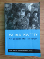 Anticariat: World poverty. New politics to defeat an old enemy