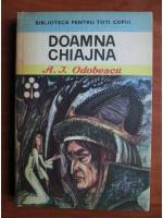 A. I. Odobescu - Doamna Chiajna