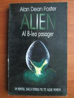 Anticariat: Alan Dean Foster - Alien. Al 8-lea pasager