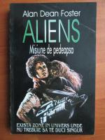 Anticariat: Alan Dean Foster - Aliens. Misiune de pedeapsa