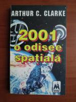 Anticariat: Arthur C. Clarke - 2001 o odisee spatiala