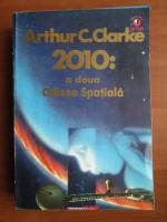 Anticariat: Arthur C. Clarke - 2010: a doua odisee spatiala